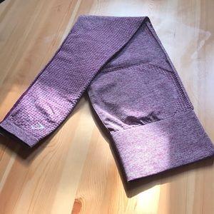 Vital seamless purple Gymshark legging